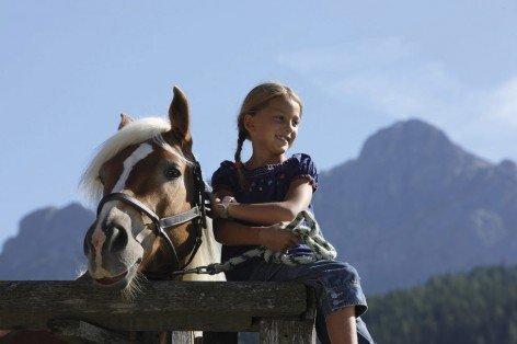 pferd-kind