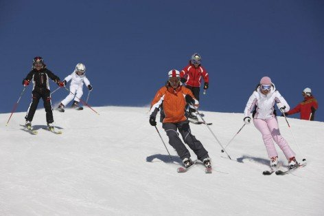 Skiing holidays in the winter sports region Anterselva